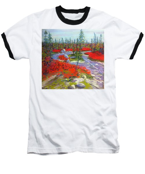 Susie Lake Barrens Baseball T-Shirt