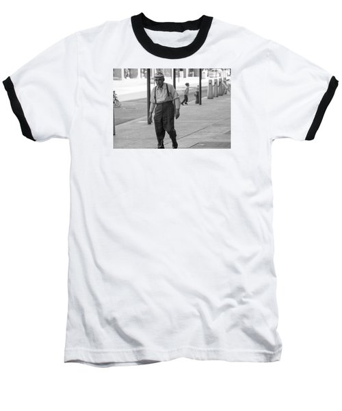 Suspenders Baseball T-Shirt