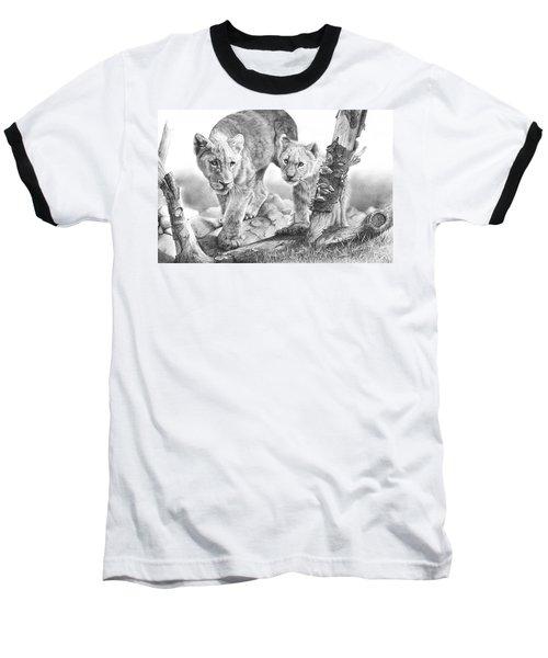 Suspicious Minds Baseball T-Shirt