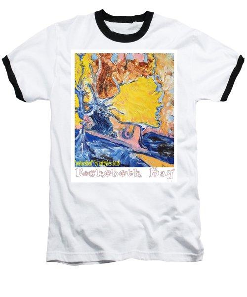 Sussex Waterways  Baseball T-Shirt