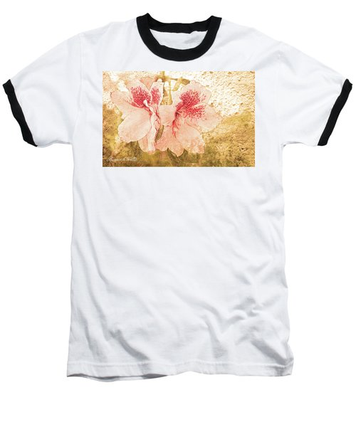 Baseball T-Shirt featuring the photograph Sutle Harmony by Bonnie Willis