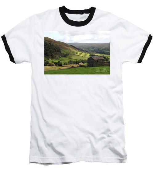 Swaledale  Yorkshire Dales Baseball T-Shirt