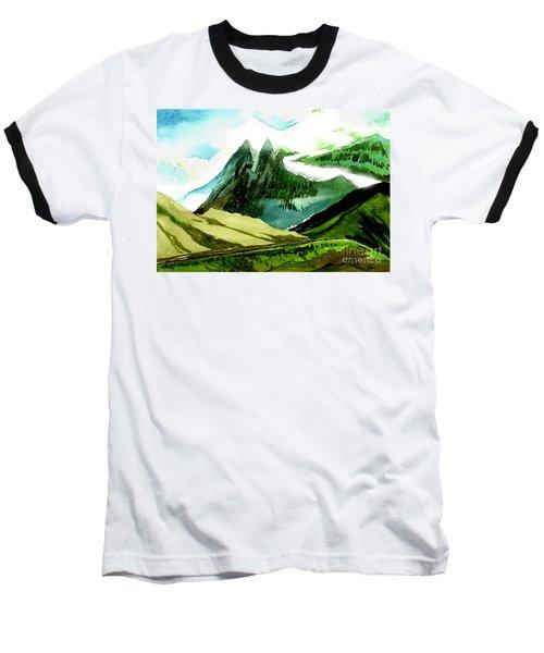 Switzerland Baseball T-Shirt