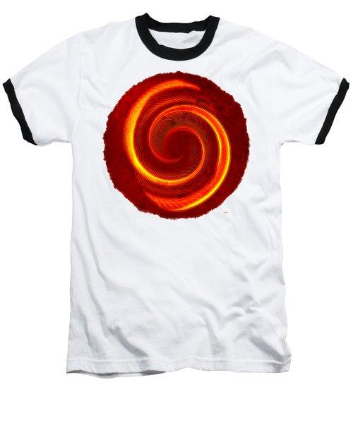 Symbiosis Round Baseball T-Shirt