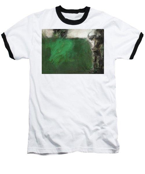 Symbol Mask Painting - 03 Baseball T-Shirt