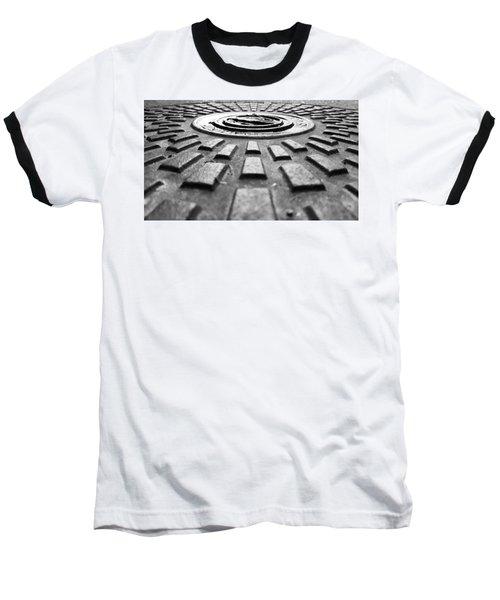 Symmetrical Baseball T-Shirt