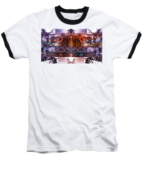 Synchronize Baseball T-Shirt