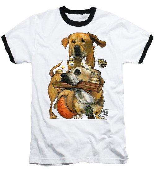 Szczupak 3187 Baseball T-Shirt