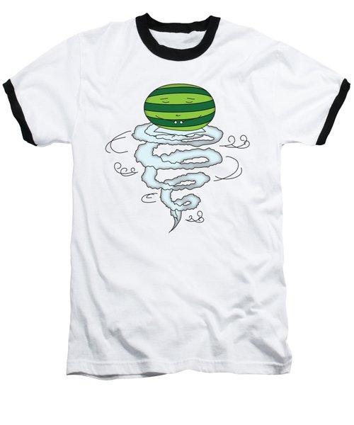 T H E . E L E M E L O N S ______________ A I R M E L O N Baseball T-Shirt