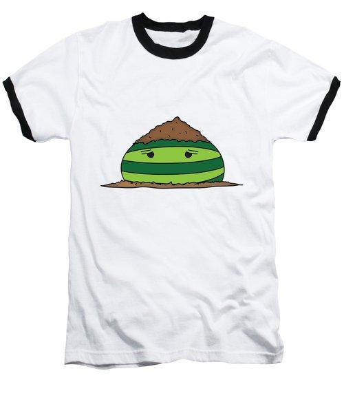 T H E . E L E M E L O N S ______________ E A R T H M E L O N Baseball T-Shirt