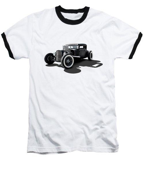 T Rex Baseball T-Shirt by Douglas Pittman