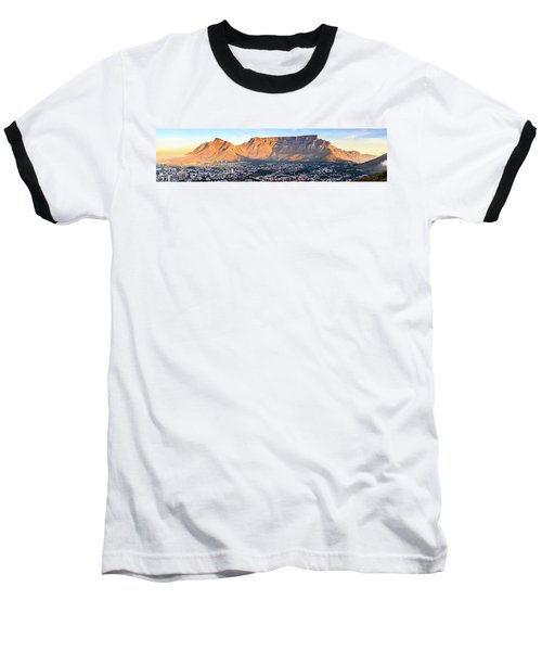 Baseball T-Shirt featuring the photograph Table Mountain by Alexey Stiop