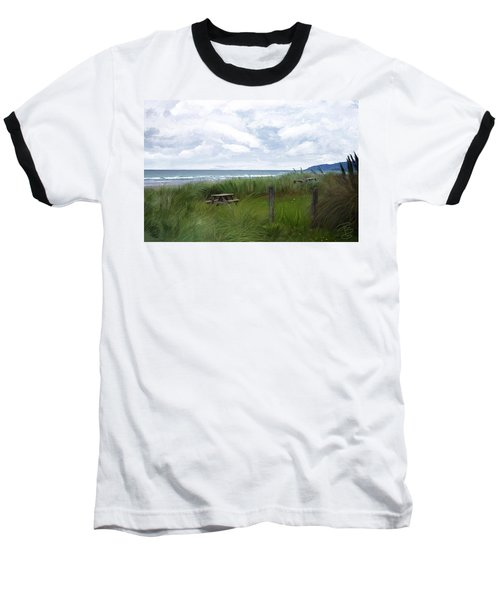 Tables By The Ocean Baseball T-Shirt
