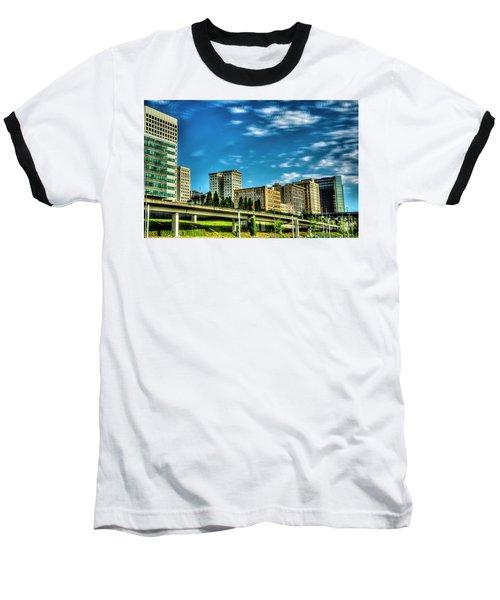 Tacoma,washington.hdr Baseball T-Shirt