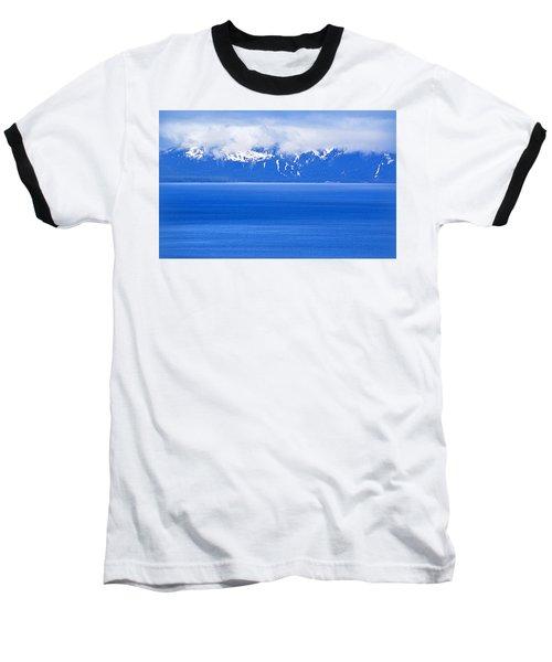 Tahoe Blue Baseball T-Shirt