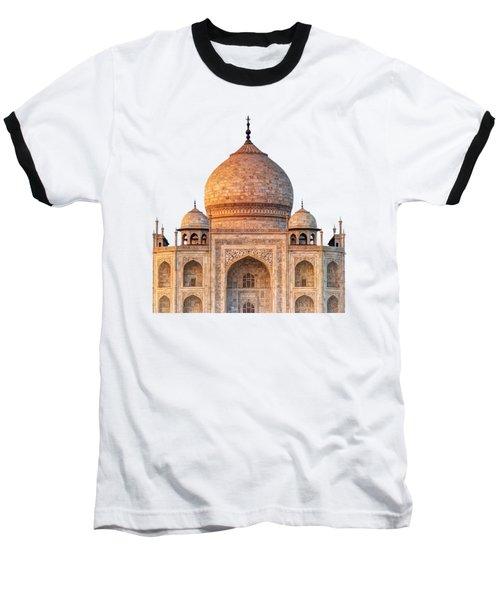 Taj Mahal T Baseball T-Shirt