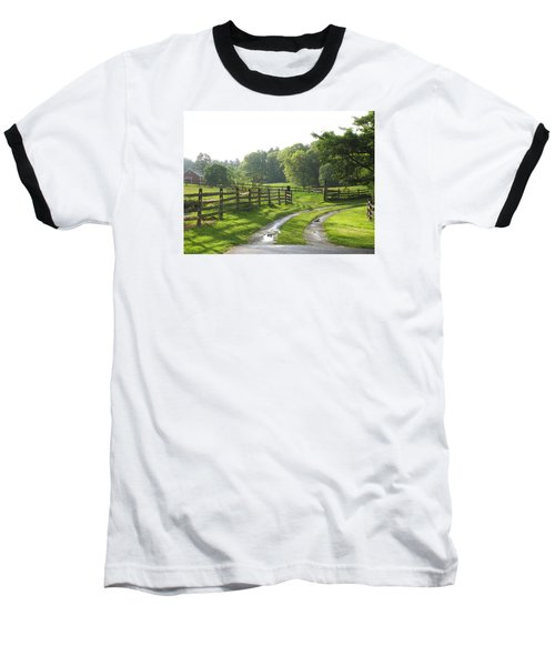 Take A Walk Baseball T-Shirt