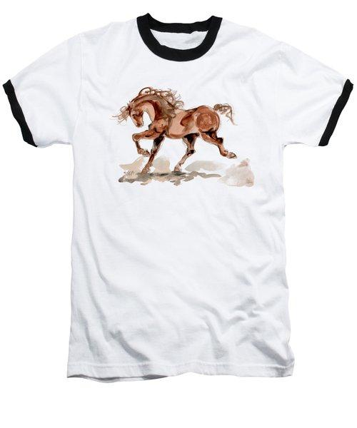 Taking Stride 2 Baseball T-Shirt