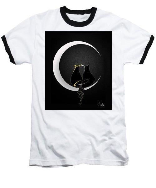 Talleycats - Moonglow Baseball T-Shirt