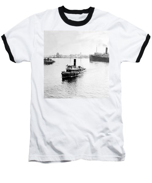 Tampa Florida - Harbor - C 1926 Baseball T-Shirt