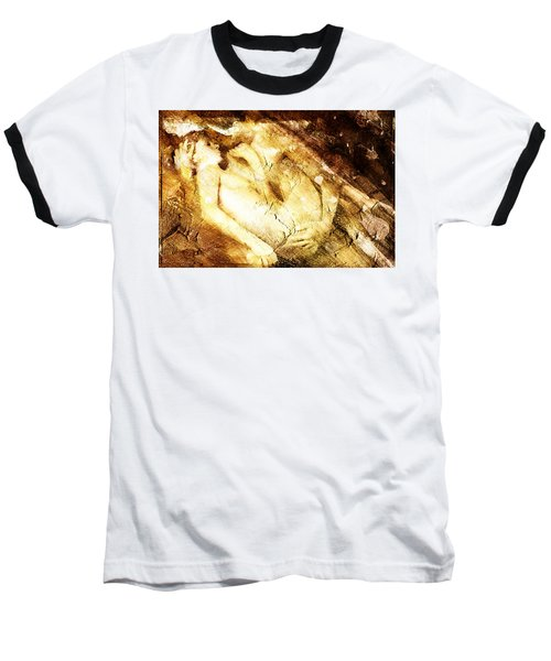 Tangle Of Naked Bodies Baseball T-Shirt