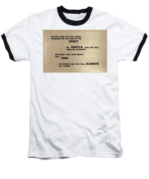 Tao #2 Baseball T-Shirt