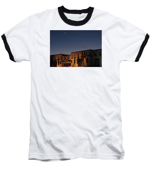 Taos Plaza Baseball T-Shirt