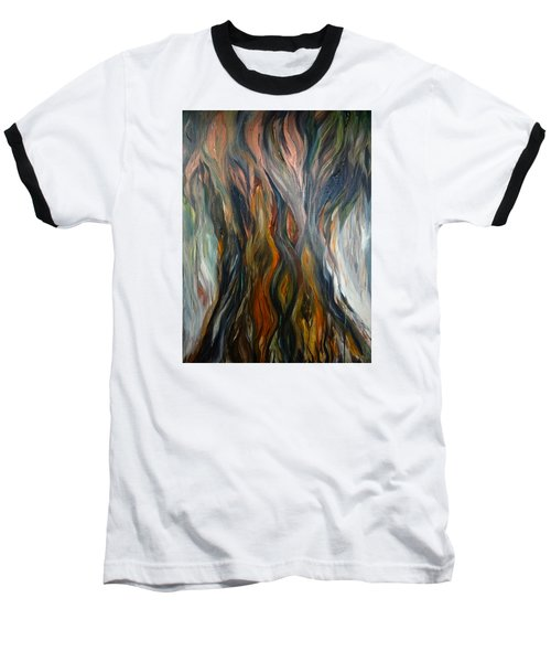 Taotaomo'na Tree Baseball T-Shirt
