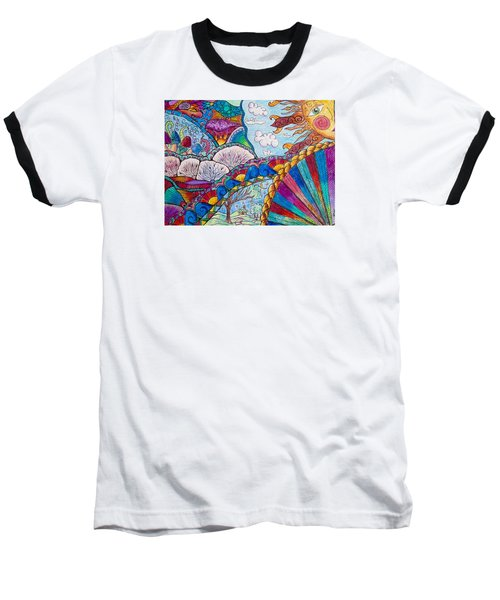 Tapestry Of Joy Baseball T-Shirt