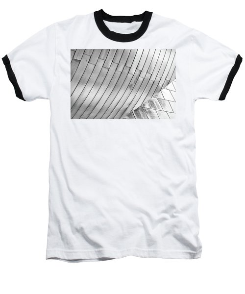 Taubman Museum Abstract Baseball T-Shirt