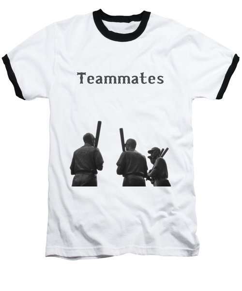 Teammates Poster - Boston Red Sox Baseball T-Shirt