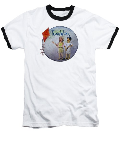 Teamwork Baseball T-Shirt