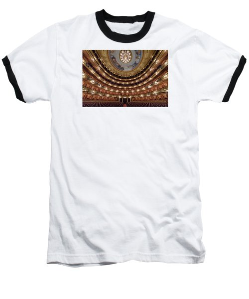 Teatro Colon Performers View Baseball T-Shirt