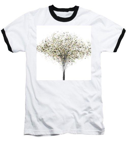 technology Abstract Baseball T-Shirt