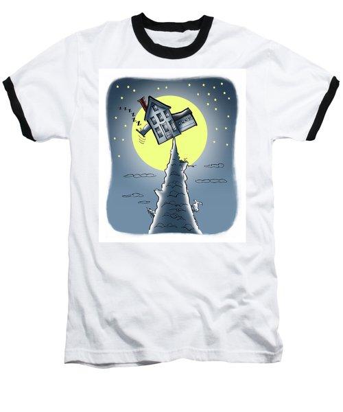 Teeter House Baseball T-Shirt