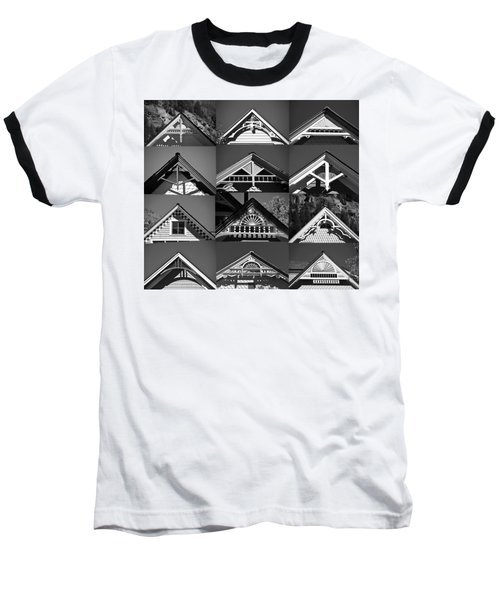 Baseball T-Shirt featuring the photograph Telluride Classics by David Lee Thompson