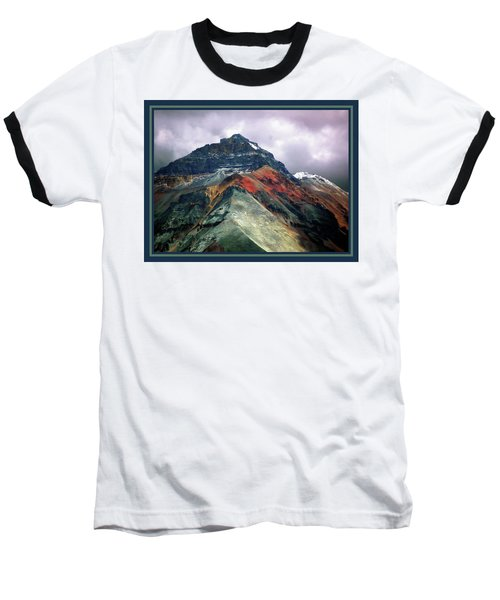 Telluride Mountain Baseball T-Shirt