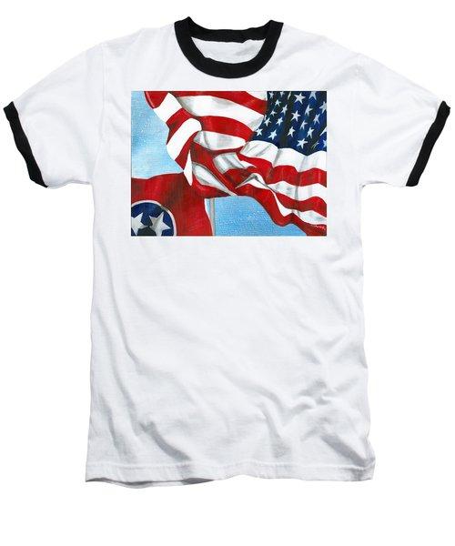 Tennessee Heroes Baseball T-Shirt