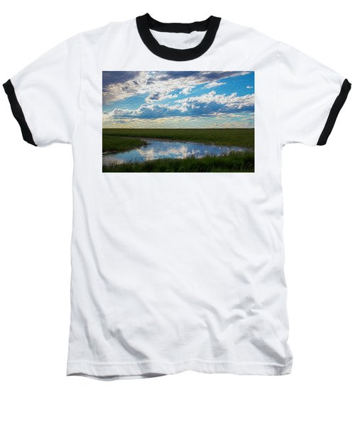 Terrace Pond Baseball T-Shirt