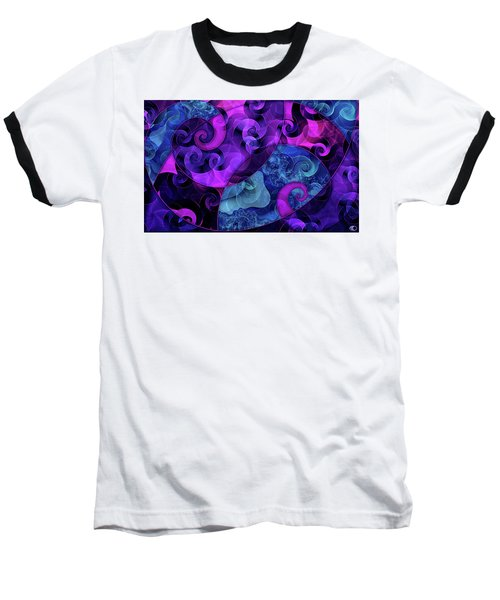 Tessellation Baseball T-Shirt