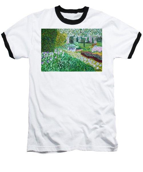 Tete D'or Park Lyon France Baseball T-Shirt