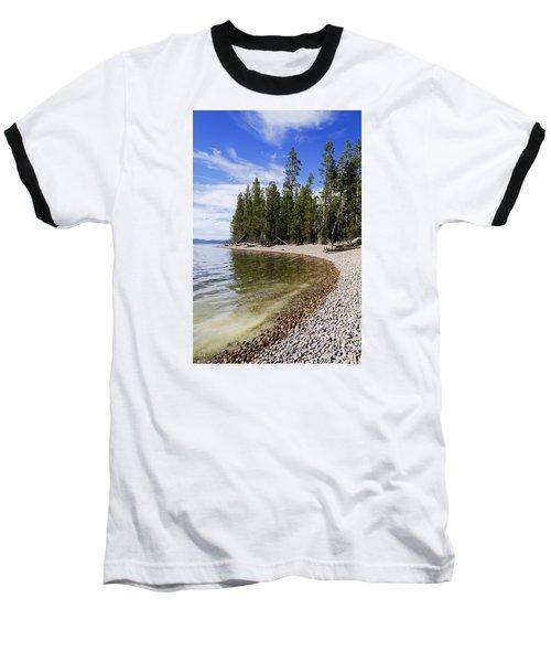 Teton Shore Baseball T-Shirt by Chad Dutson