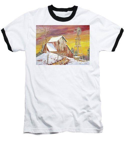 Texas Coldfront Baseball T-Shirt