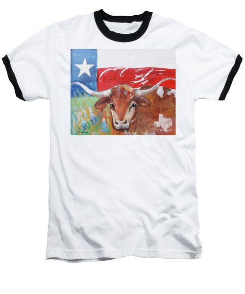 Texas Longhorn Baseball T-Shirt