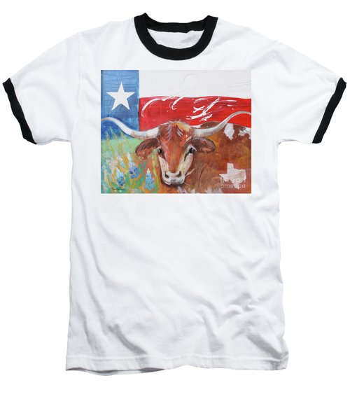 Texas Longhorn Baseball T-Shirt