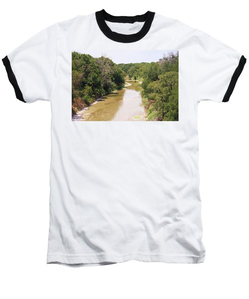 Texas River Baseball T-Shirt