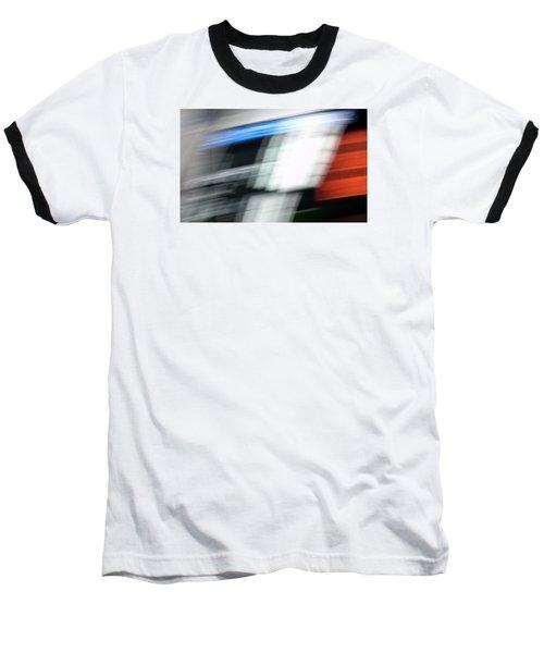 Baseball T-Shirt featuring the photograph TGV by Steven Huszar