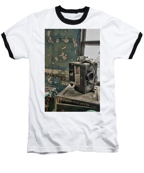 The Abandoned Projector Baseball T-Shirt