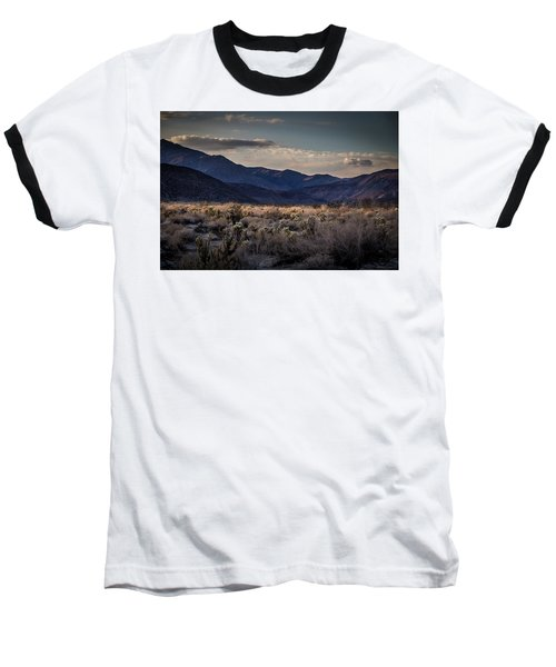 Baseball T-Shirt featuring the photograph The American West by Peter Tellone