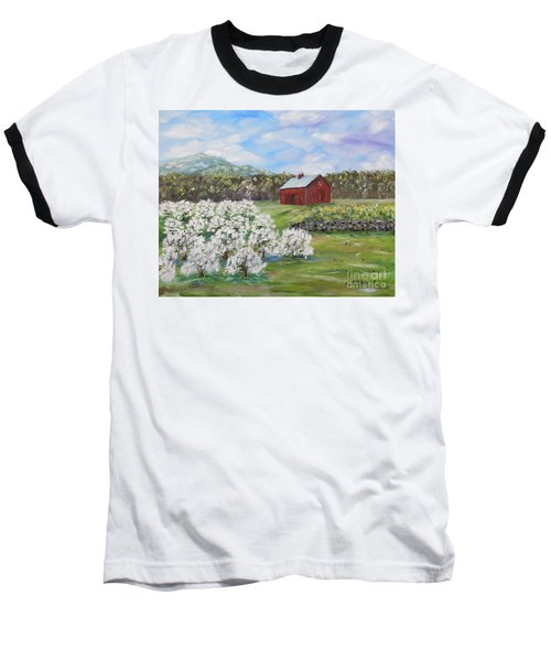 The Apple Farm Baseball T-Shirt